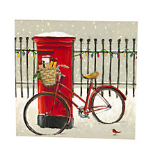 Buy Art Marketing 'All Wrapped Up' Charity Christmas Cards, Pack of 6 Online at johnlewis.com