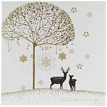 Buy Woodmansterne Beauty Of Christmas Charity Christmas Cards, Pack of 5 Online at johnlewis.com
