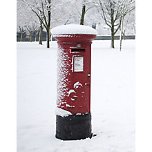 Buy UK Greetings Postbox Charity Christmas Cards, Box of 12, Mini Online at johnlewis.com