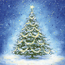 Buy UK Greetings Oh Christmas Tree Charity Christmas Cards, Pack of 8 Online at johnlewis.com