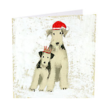 Buy Art Marketing The King And I Charity Christmas Cards, Pack of 6 Online at johnlewis.com