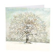 Buy Art Marketing 'All That Glitters' Charity Christmas Cards, Pack of 6 Online at johnlewis.com