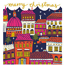Buy Caroline Gardner Christmas Town Charity Christmas Cards, Pack of 5 Online at johnlewis.com
