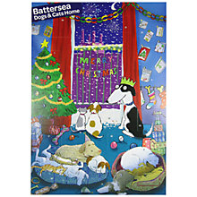 Buy Woodmansterne Battersea Dogs & Cats Home Advent Calendar Online at johnlewis.com