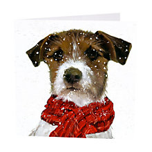 Buy Art Marketing 'Archie' Charity Christmas Cards, Pack of 6 Online at johnlewis.com