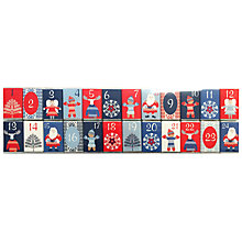 Buy House of Dorchester Milk Chocolate Advent Stick Pack, 240g Online at johnlewis.com