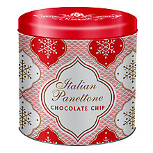 Buy Chiostro Di Saronno Chocolate Chip Italian Panettone, 100g Online at johnlewis.com
