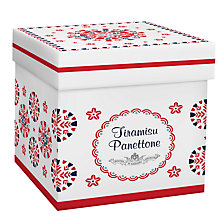 Buy Tiramisu Panettone, 750g Online at johnlewis.com