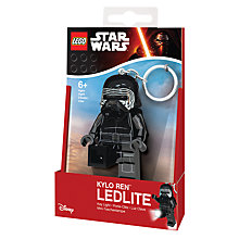 Buy LEGO Star Wars Episode VII Kylo Ren LED Key Light Online at johnlewis.com