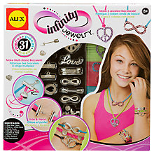 Buy ALEX Infinity Jewellery Maker Online at johnlewis.com