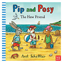 Buy Pip and Posy: The New Friend Children's Book Online at johnlewis.com