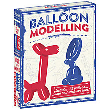 Buy Professor Puzzle Balloon Modelling Kit Online at johnlewis.com