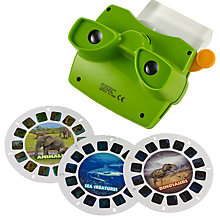 Buy John Lewis 3D View Finder Toy Online at johnlewis.com