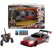 Buy Dickie Toys Remote Control Mercedes-AMG GT3 Online at johnlewis.com