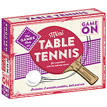 Buy Professor Puzzle Mini Table Tennis Online at johnlewis.com