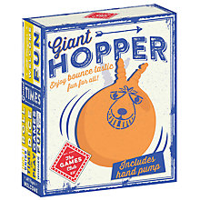 Buy Professor Puzzle Giant Inflatable Hopper Online at johnlewis.com