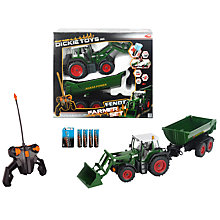 Buy Dickie Toys Remote Control Farmer Set Online at johnlewis.com