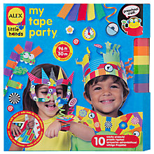 Buy ALEX My Tape Party Craft Kit Online at johnlewis.com