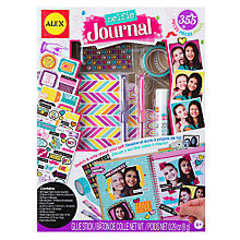 Buy Selfie Journal Online at johnlewis.com