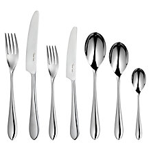 Buy Robert Welch Norton Cutlery Set, 42 Piece Online at johnlewis.com