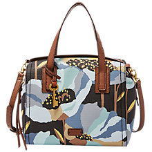 Buy Fossil Emma Satchel Online at johnlewis.com