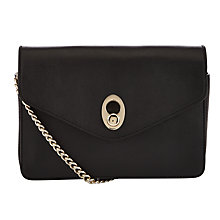 Buy John Lewis Patricia Leather Chain Across Body Bag Online at johnlewis.com