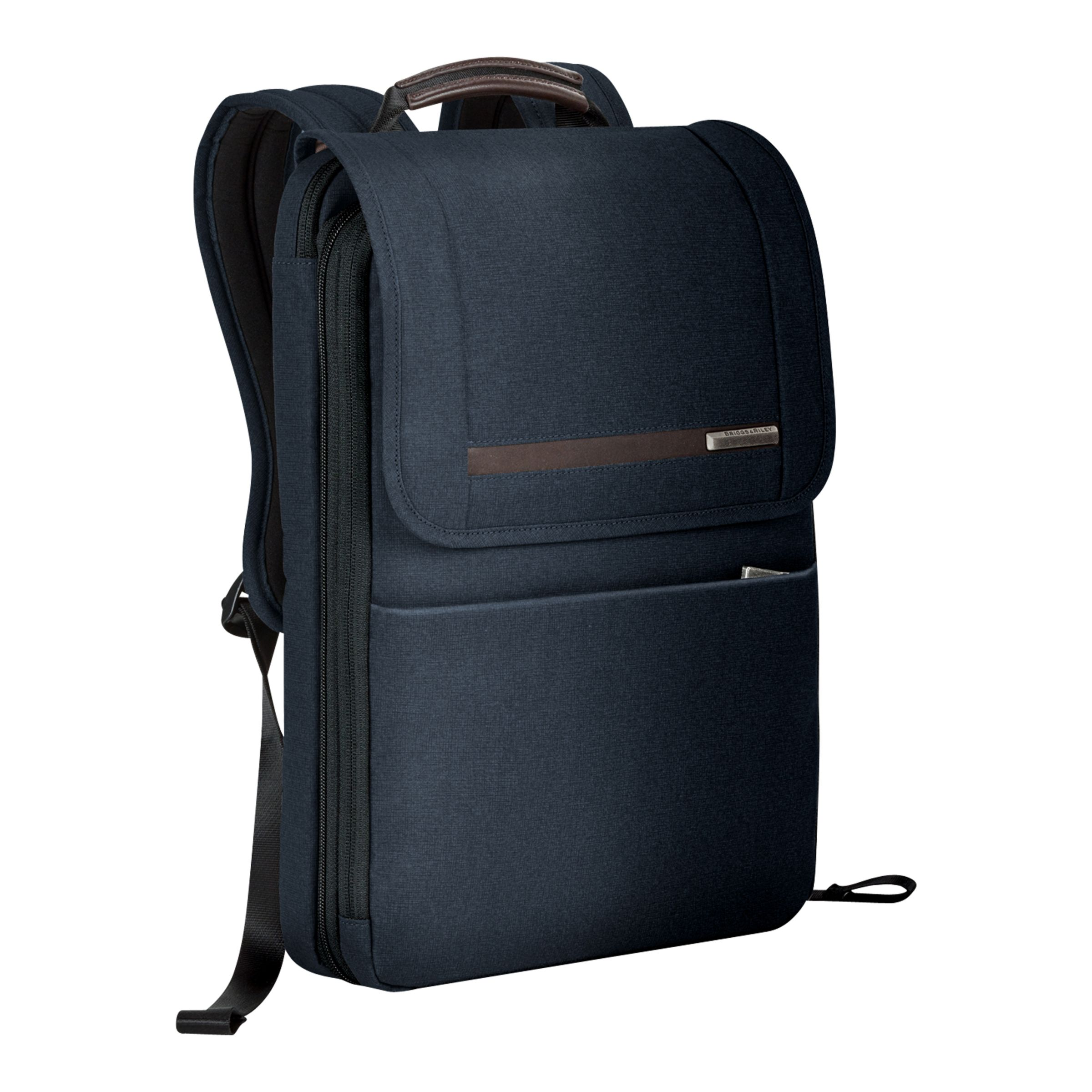 Briggs & Riley Briggs & Riley Kinzie Flapover Expandable Backpack