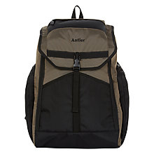 Buy Antler Tundra Backpack, Khaki Online at johnlewis.com