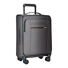 Buy Briggs & Riley Kinzie Cabin International Carry On Spinner Suitcase Online at johnlewis.com