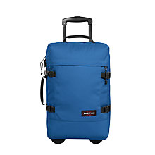 Buy Eastpak Tranverz Small 2-Wheel H51cm Holdall Online at johnlewis.com