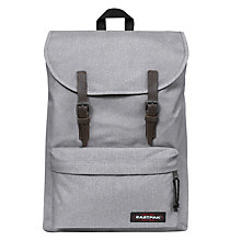 Buy Eastpak London Backpack, Grey Online at johnlewis.com