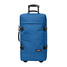 Buy Eastpak Tranverz 2-Wheel H67cm Medium Suitcase Online at johnlewis.com