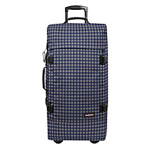 Buy Eastpak Tranverz 2-Wheel 79cm Large Suitcase Online at johnlewis.com