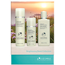 Buy Liz Earle Brightening Boost Collection Online at johnlewis.com