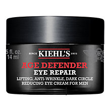 Buy Kiehl's Age Defender Eye Repair for Men, 14ml Online at johnlewis.com