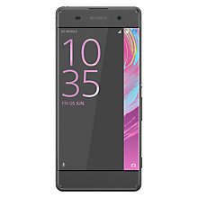 "Buy Sony Xperia XA Smartphone, Android, 5"", 4G LTE, SIM Free, 16GB Online at johnlewis.com"