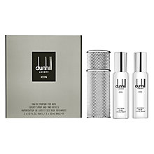 Buy Dunhill ICON Eau de Parfum Travel Spray, 2 x 30ml Online at johnlewis.com