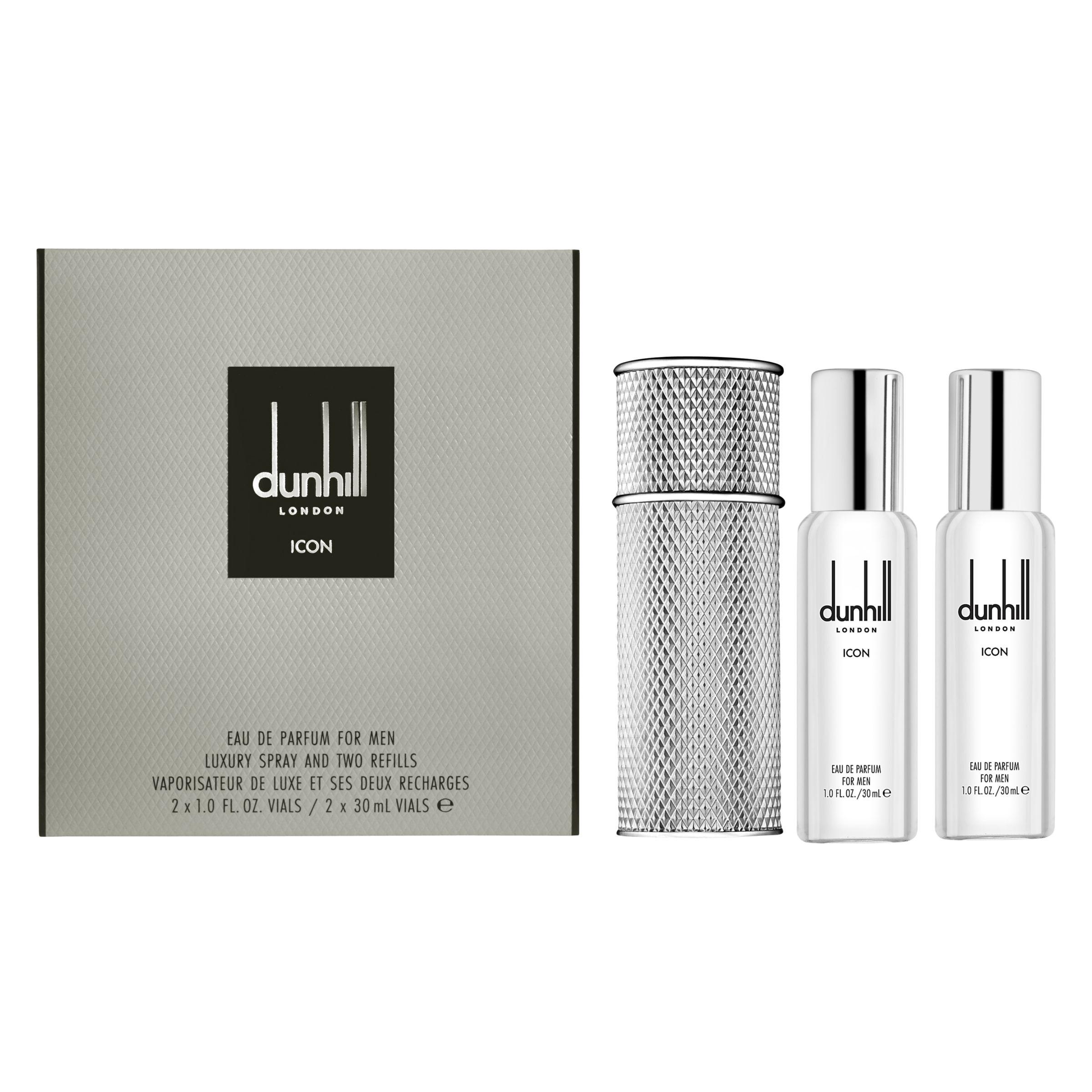 Dunhill Dunhill ICON Eau de Parfum Travel Spray, 2 x 30ml