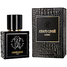 Buy Roberto Cavalli Uomo Eau de Toilette Online at johnlewis.com