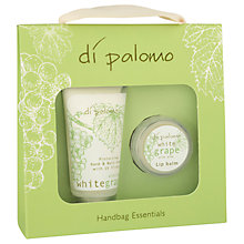Buy Di Palomo White Grape Handbag Essentials Set Online at johnlewis.com