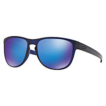 Buy Oakley OO9342 Sliver™ R Oval Sunglasses Online at johnlewis.com