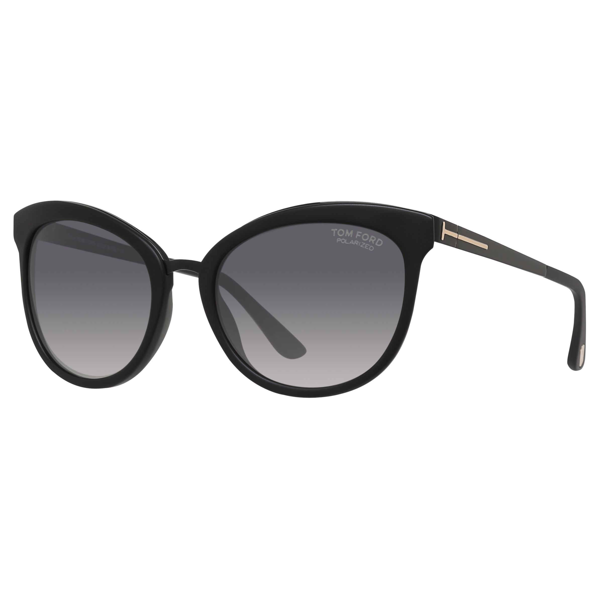 Buy TOM FORD FT0461 Emma Polarised Cats Eye Sunglasses ...