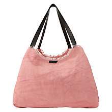 Buy Jigsaw Twist Handle Beach Bag Online at johnlewis.com