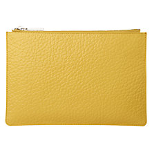 Buy Whistles Bubble Leather Small Clutch Bag Online at johnlewis.com