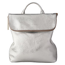 Buy Whistles Mini Verity Leather Backpack Online at johnlewis.com