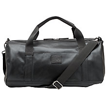 Buy Kin by John Lewis Ariel Barrel Bag, Black Online at johnlewis.com