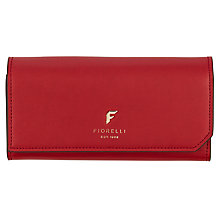 Buy Fiorelli Drew Dropdown Purse, Red Online at johnlewis.com