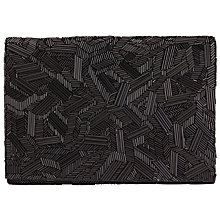 Buy Kin by John Lewis Dakota Deco Clutch Online at johnlewis.com