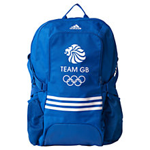 Buy Adidas Team GB Backpack Online at johnlewis.com