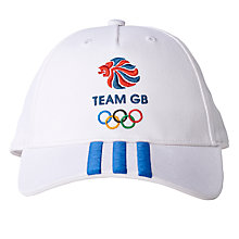 Buy Adidas Team GB Cap, One Size Online at johnlewis.com